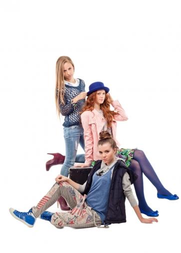 Магазин модной подростковой одежды
